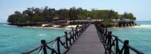 جزيرة السجن في زنجبارPrison island